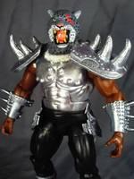 Armor King Tekken Custom Action Figure
