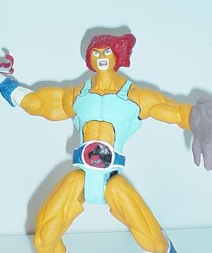 Lionfigure on Lion O  Thundercats  Custom Action Figure