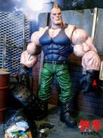 Jack Tekken Custom Action Figure