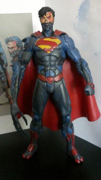 The NEW 52 Cybo... Cyborg Superman New 52