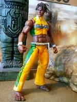 eddy gordo tekken custom action figure figure realm