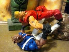 King Tekken Custom Action Figure