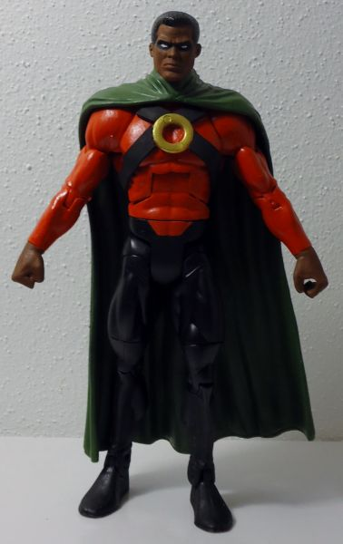 ICON from Young Justice Milestone  quot Arnus quot  Augustus Freeman Custom    Young Justice Icon