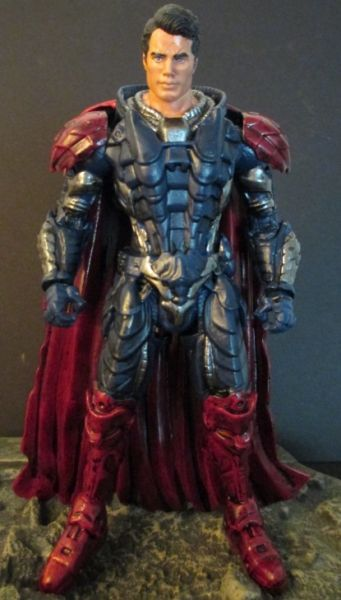 The gallery for --> Superman Kryptonian Armor