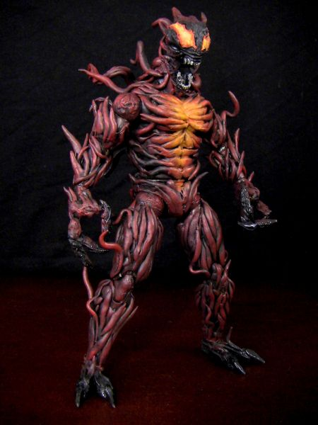 the gallery for gt ultimate carnage drawings