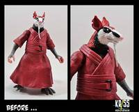 Master Splinter Tmnt 2012 Teenage Mutant Ninja Turtles Custom