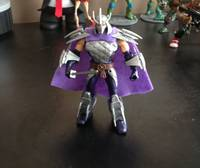 Tmnt 2012 Shredder Teenage Mutant Ninja Turtles Custom Action Figure