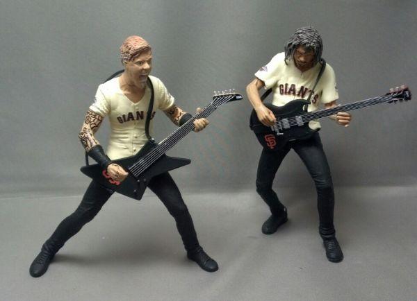 Metallica Action Figures
