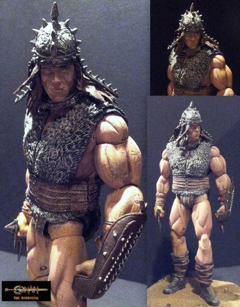 Conan Movie Action Figures 52822-1