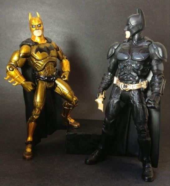 Batman Movie Masters (Movie Masters) Custom Action Figure