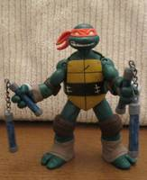 Tmnt 2012 Michelangelo Teenage Mutant Ninja Turtles Custom
