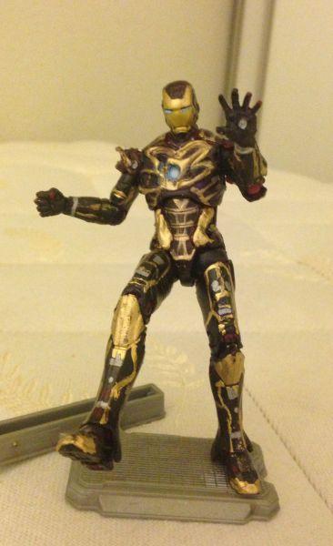 Lego Iron Man Mark 41 ...