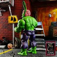 Hulk Bunny (Marvel Legends) Custom Action Figure