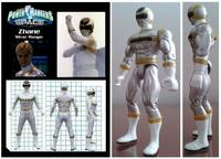 30+ Silver Power Ranger Space