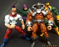 Wrecking Crew Marvel Legends