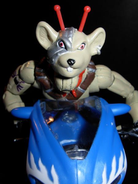 biker mice from mars vinnie helmet - photo #3