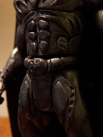 Batman Forever Val Kilmer  Sonar Suit   Batman  Custom Action FigureVal Kilmer Batman Suit