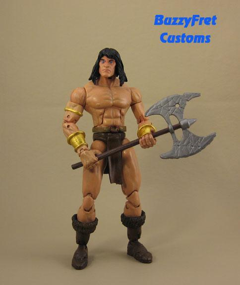 conan the barbarian comic book. Conan The Barbarian Crom!
