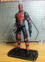 G I Joe Retaliation Deadpool G I Joe 30th Anniversary Custom Action Figure