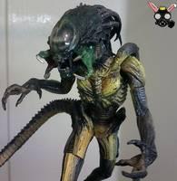Predalien (Primal Hunt Version) (Alien vs Predator) Custom Action Figure