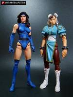 Kitana (Mortal Kombat) Custom Action Figure