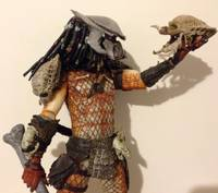Lord of Chaos (Bad Blood) (Predator) Custom Action Figure