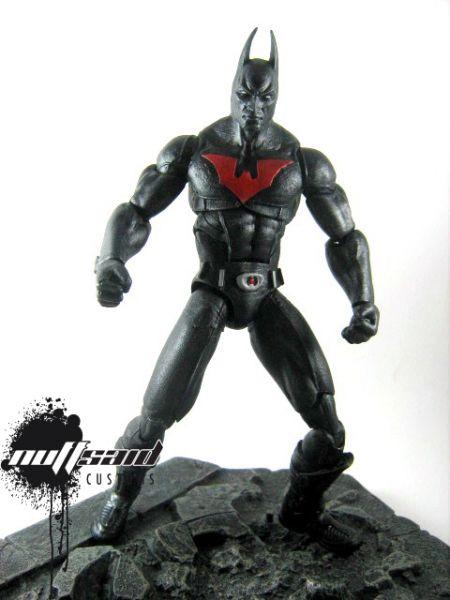 Dc comics multiverse 4 figure - batman beyond