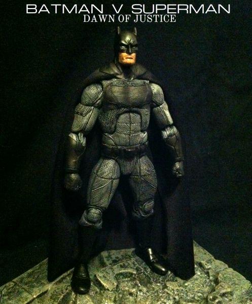Robin Blake custom The Dark Knight Rises Movie Masters figure Review ...
