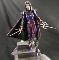 Karai as the Shredder TMNT (Teenage Mutant Ninja Turtles ...