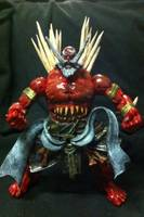 Devil Jinpachi Mishima Tekken 5 Custom Action Figure