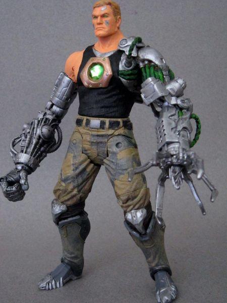 cyborg science fair custom contest