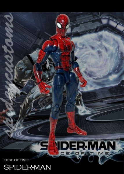 Spider man edge of time atrocity