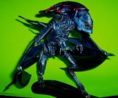 Flying Alien Queen Xenomorph Aliens Custom Action Figure