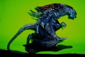 Flying Alien Queen Xenomorph (Aliens) Custom Action Figure