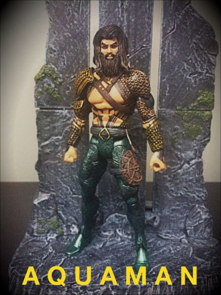 Details about Custom SUPERMAN MAN OF STEEL Movie Masters Action Figure ...
