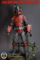 Demon Ukobach Star Wars Custom Action Figure