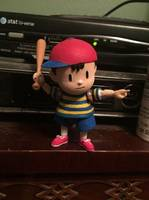 Ness Earthbound Mother (Nintendo) Custom Action Figure