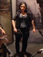 Tara Walking Dead Custom Action Figure