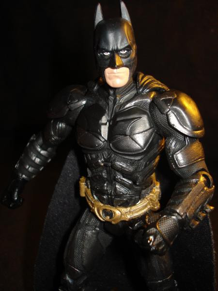 Details about Custom JUSTICE LORDS SUPERMAN MAN OF STEEL Movie Masters ...