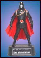 G.I JOE action figure 2004 McDonald/'s Happy Meal Cobra Commander