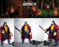 BTAS Sewer King (Batman Animated) Custom Action Figure