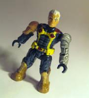 Cable X-Men (Mega Bloks) Custom Action Figure