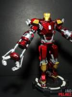 Ironman Mark 35 Red Snapper Iron Man Custom Action Figure