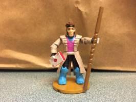 Gambit (Mega Bloks) Custom Miniature / Figurine