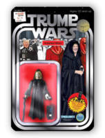 Darth Trump Custom Action figure Toy