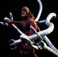 Monster Ock (Spider-Man) Custom Action Figure
