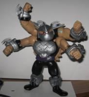 Shiva Shredder Teenage Mutant Ninja Turtles Custom Action Figure