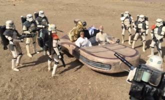 Star Wars Landspeeder Star Wars Custom Vehicle
