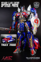 919650237b13b1 Transformers The Last Knight Optimus Prime (Voyager Class movie accurate)  (Transformers - Movie) Custom Action Figure