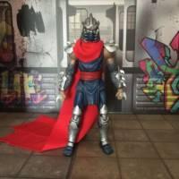 Idw Shredder Teenage Mutant Ninja Turtles Custom Action Figure